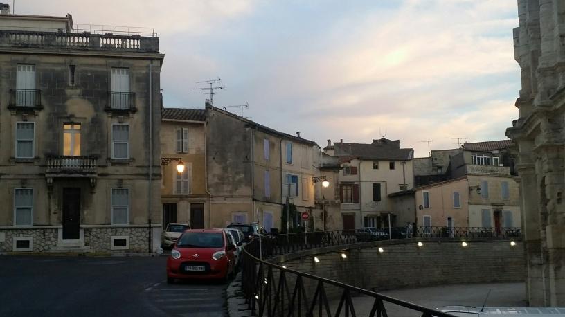 Fotofestival i Arles. Foto: Siri Wolland