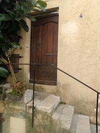 Dører fra byen St. Paul i Frankrike. Foto: Siri Wolland