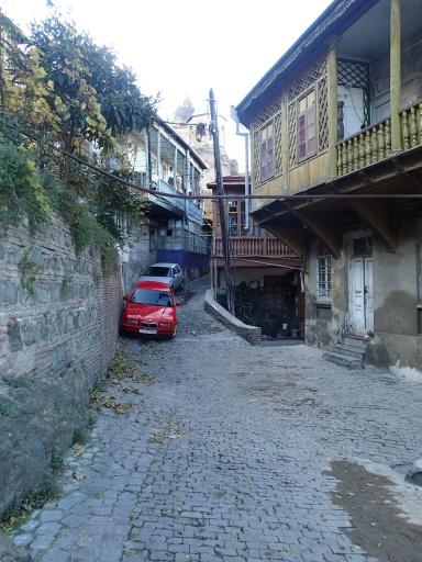 Betlemi en bydel i Tbilisi, Georgia. Foto: Siri Wolland/Riksantikvaren.