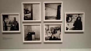 """Fra utstillingen """"Speed of Light"""", Photographer`s Gallery. Foto: Siri Wolland"""
