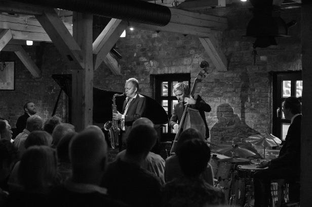 Karl Seglem kvartett. Foto: NORCD
