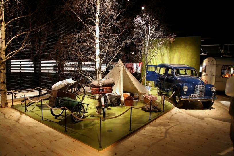 Latjo drom – romanifolkets/taternes kultur og historie. Foto Iversen, Burny Glomdalsmuseet (CC NC-BY-SA)