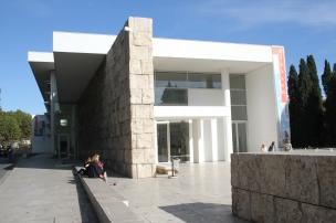 Ara Pacis museet i Roma. Arkitekt Richard Meier. Foto: Siri Wolland