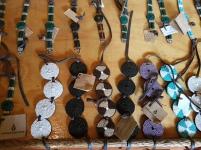 Masai-smykker fra Basecamp. Foto: Siri Wolland