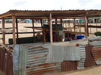 Talek, en liten by i Kenya. Foto: Siri Wolland