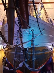 Polarskipet Fram. Foto: Siri Wolland
