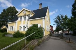 Rena, et lite tettsted i Østerdalen. Foto: Siri Wolland