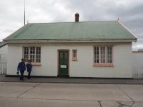 Stanley, Falklandsøyenes hovedstad. Foto: Siri Wolland