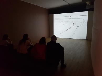 Henie Onstad Kunstsenter Foto fra utstillingen: Siri Wolland