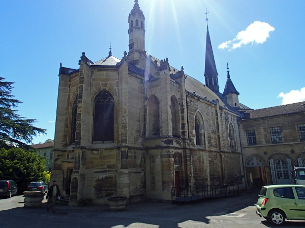 Chartreuse de Champmol i Dijon. Foto: Siri Wolland