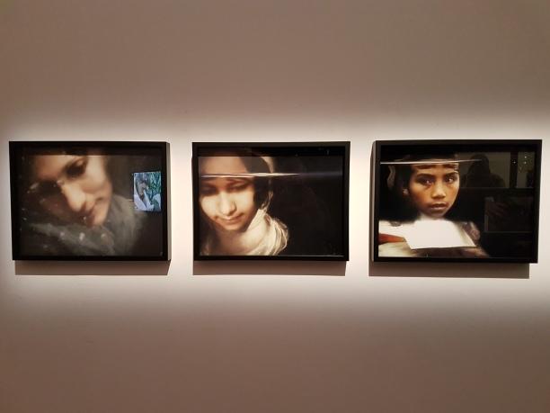 "Fotofestivalen i Arles. ""Latina"". Fotograf; Ana Maria Rueda, Ibaguè Colombia, 1954. Foto fra utstillingen: Siri Wolland."