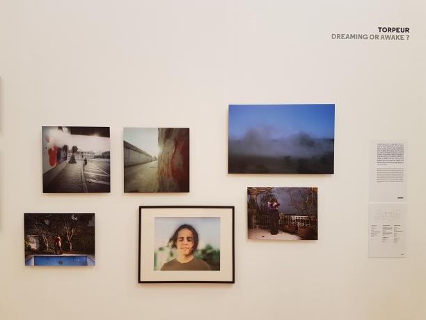 """Fotofestivalen i Arles. """"Iran: Year 38"""". Fotografer; 66 iranske fotografer. Foto fra utstillingen: Siri Wolland."""