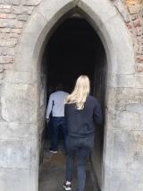 Olavsklosteret, 1239. Foto: Siri Wolland