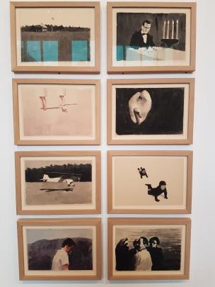 Erik Bromö (f.1981), Remixes, 2016. Foto fra utstillingen: Siri Wolland.