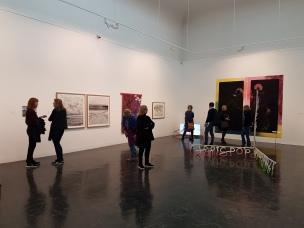 Høstutstillingen 2017. Statens 130. kunstutstilling. Kunstnernes Hus. Foto fra utstillingen: Siri Wolland.