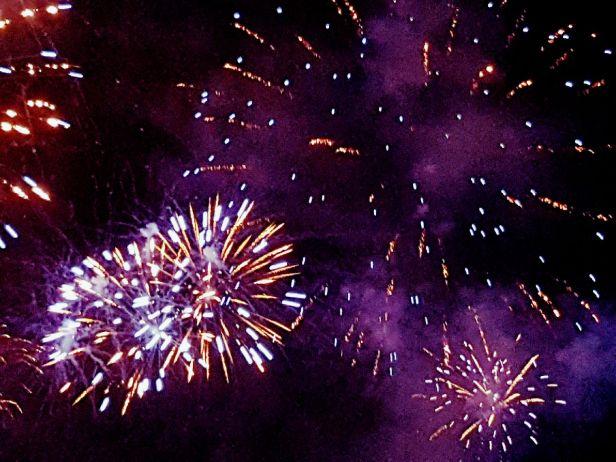 Godt nytt år! Foto: Siri Wolland