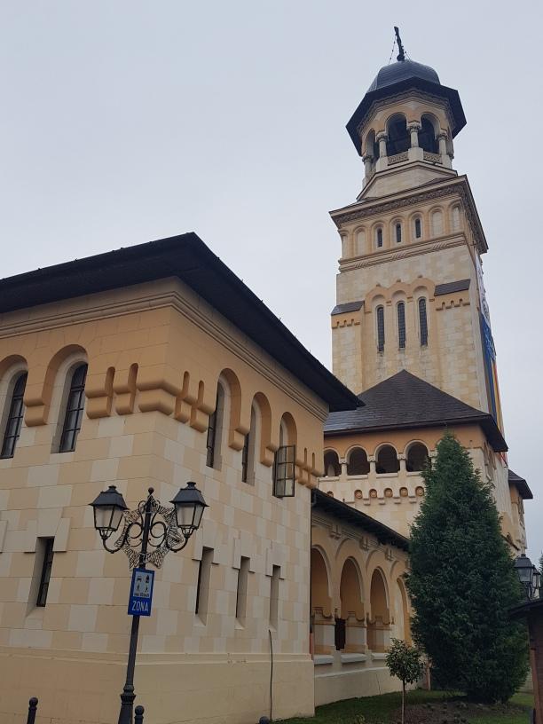 Portalen i Alba Iulia, Transilvania, Romania. Foto: Siri Wolland