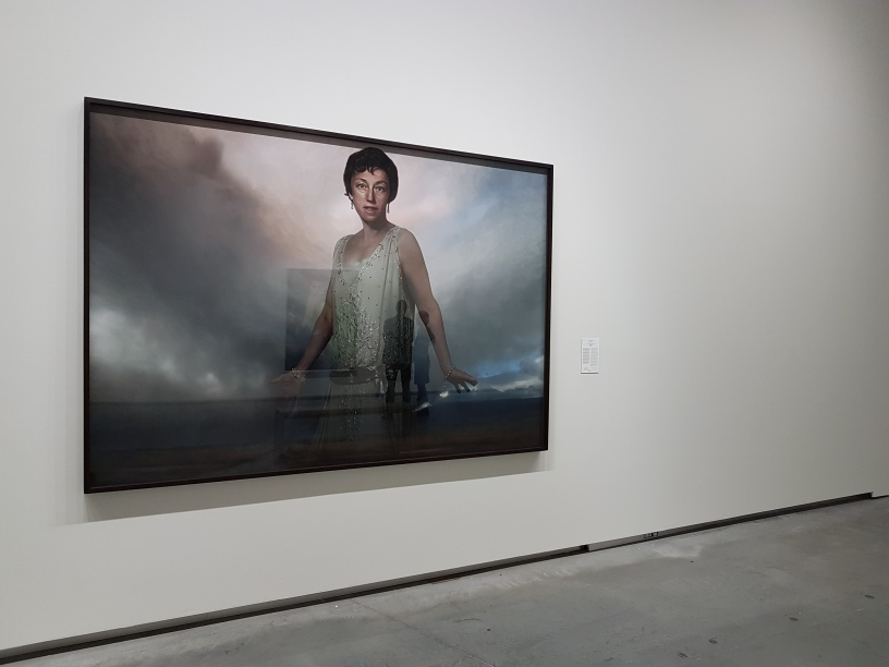 Cindy Sherman, Untitled #544, 2010-2012. Foto fra utstillingen: Siri Wolland