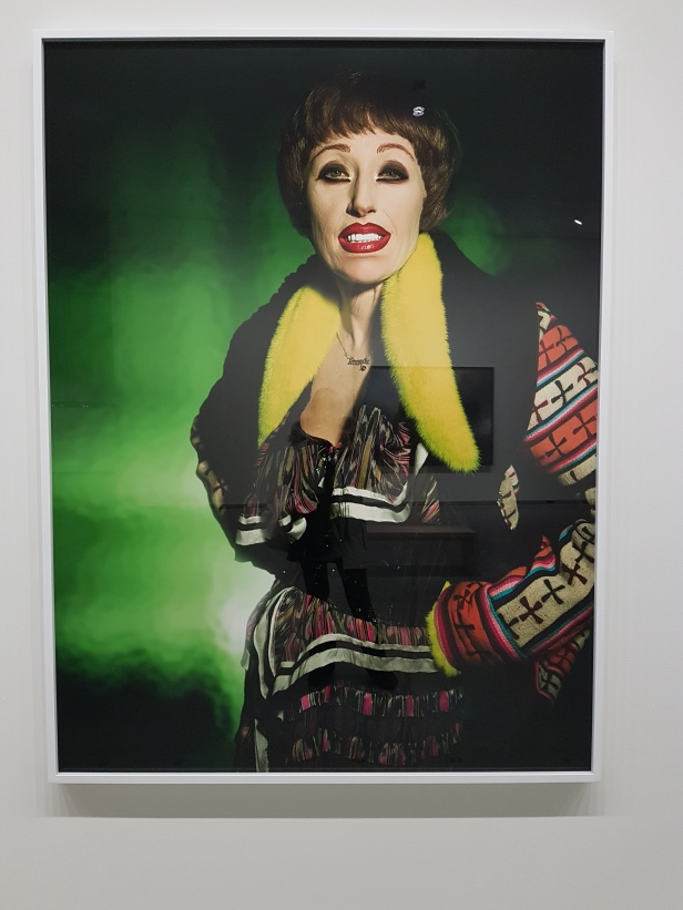 Cindy Sherman, Untitled #458, 2007-2008. Foto fra utstillingen: Siri Wolland