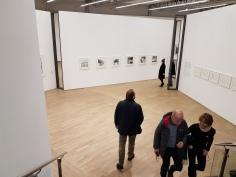 Fra fotograf Dag Alvengs utstilling, Tid som står stille på Henie Onstad Kunstsenter. Foto fra utstillingen: Siri Wolland