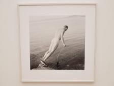 Dag Alveng, Selvskudd (med hilsen til Jim), 1981. Foto fra utstillingen: Siri Wolland
