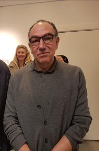 Julio da Silva, fra utstillingen Confessions, på Galleri DC-3. Foto fra utstillingen: Siri Wolland.