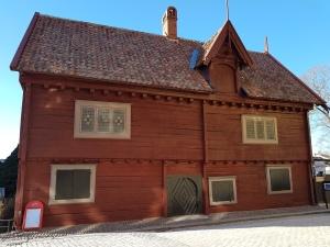 Visby, på Gotland, Sverige. Foto: Siri Wolland