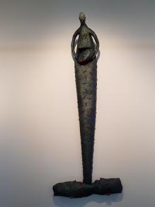 Kjell Erik Killi-Olsen, Scream From The Mountain, 1985. Foto fra utstillingen: Siri Wolland.
