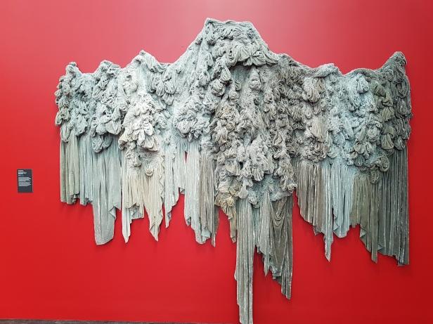 Hanne Friis (f 1972), Forvandlinger, 2016. Foto fra utstillingen: Siri Wolland.