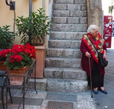 Fra Taormina. Foto: Siri Wolland