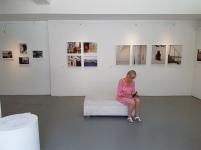 Foto fra utstillingen