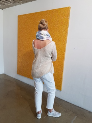 Paolo Iaccetti, Respiri, 2017. Foto fra utstillingen: Siri Wolland.