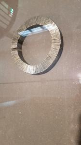 Tone Vigelands smykker og skulptur. Foto fra utstillingen: Siri Wolland.