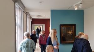 Fra Skagen Museum. Foto Siri Wolland.