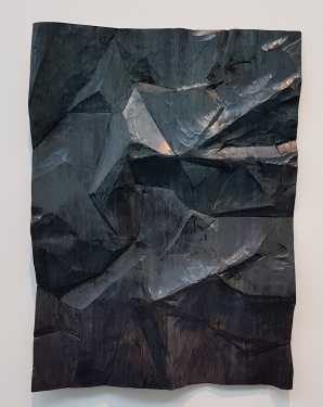 Rina Charlott Lindgren, Untitled (Imitation) VII, 2015. Fra Høstutstillingen. Foto Siri Wolland.